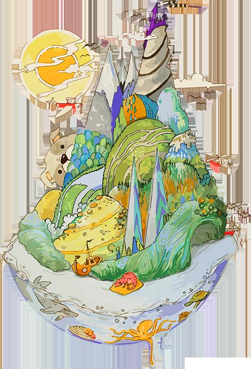 Ostrov Socci - knižní publikace pro děti - dobrodružný pohádkový příběh z nakladatelství Kosmas